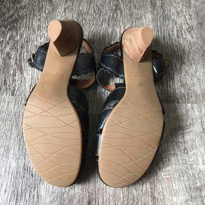 Josef Seibel Shoes - Josef Seibel sandals with heel BRAND NEW! NWOT
